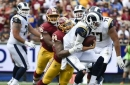 Cousins, Thompson lead Redskins to 27-20 win vs Rams (Sep 17, 2017)
