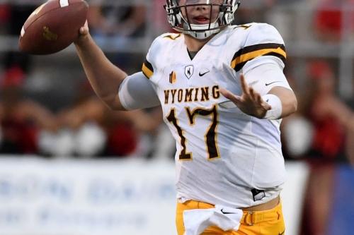 Second Half Game Thread: Oregon Ducks vs. All-WORLD Josh Allen (and the Wyoming Cowboys)