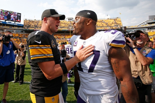 Steelers take to Twitter to celebrate their Week 2 win over the Vikings