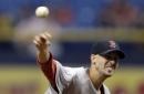 Red Sox atop AL East despite Porcello's rough season