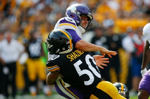 Podcast: Steelers moving in the right direction after Week 2 win