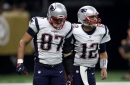 """Injury update: Patriots TE Rob Gronkowski's groin injury """"not believed to be serious"""""""