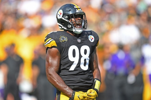 Steelers dominant defensive performance shouldn't be downplayed due to Case Keenum