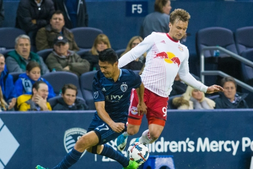 US Open Cup Final Kickoff: Sporting Kansas City vs. New York Red Bulls