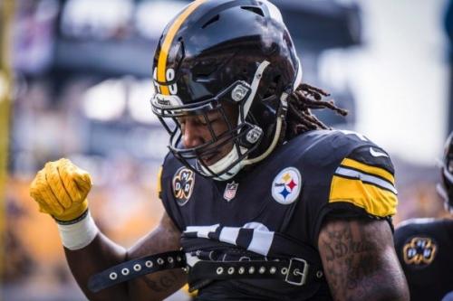 Playing time tracker for Steelers vs. Vikings (Week 2)