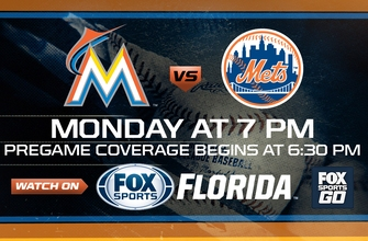 Preview: Marlins make their way back to Miami to host Mets