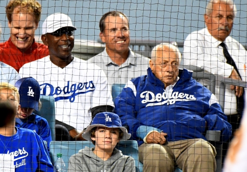 Play It Forward Sept. 18-24: Could Lasorda's 90th birthday mark the Dodgers' latest NL West title celebration?