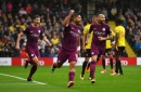 Two Sergio Aguero moments from Man City blitzes that will have delighted Pep Guardiola