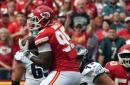 Chiefs' Chris Jones makes big statement in win over Philly