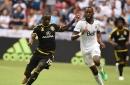 Kekuta Manneh, Wil Trapp named to MLS Team of the Week