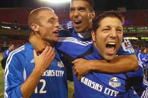 Kansas City's 2004 Open Cup Title: Team, Talisman, Legacy, Tradition for then Wizards and Now