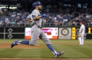 Watch Dodgers' Chris Taylor circle bases for bizarre inside-the-park home run at Philadelphia