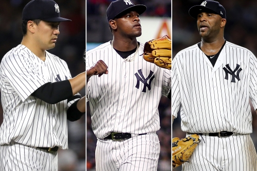 Yankees already positioning rotation for wild-card showdown