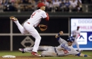Dodgers' Clayton Kershaw gives up first grand slam of career in loss to Phillies