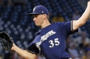Suter, Brewers shut out Pirates 3-0