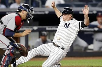Yankees slide past Twins 2-1