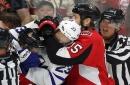 Matthews looks good in Maple Leafs loss to Senators