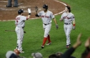 Benintendi's single in 11th sends Red Sox over Orioles 10-8 (Sep 18, 2017)