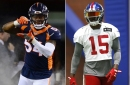 NFL fans sent angry tweets to the wrong Brandon Marshall during MNF