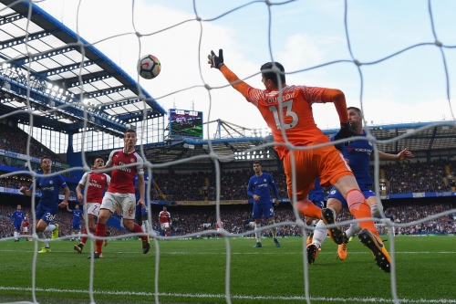 Chelsea 0-0 Arsenal, Player Ratings: Courtois clean sheet, Chelsea substitutes the only bright spots