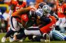 How did the Broncos shut down the Cowboys and Ezekiel Elliott?