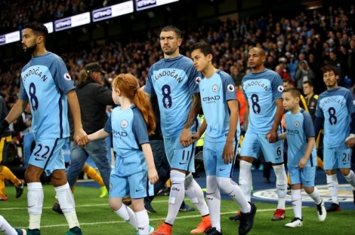 Man City players were ridiculed for Ilkay Gundogan shirt gesture - here's why it WAS appropriate