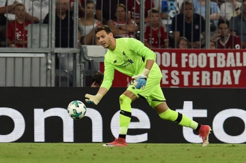 Danny Ward looking to push Karius and Mignolet hard as he prepares to make Liverpool return