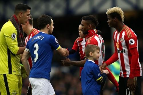 Sunderland at Everton: Projected XI