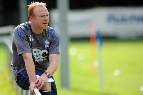 'Blues are close to my heart' Alex McLeish would be interested in managing Birmingham City again