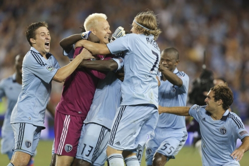 2012 Sporting Kansas City US Open Cup victory: For the Glory of the City
