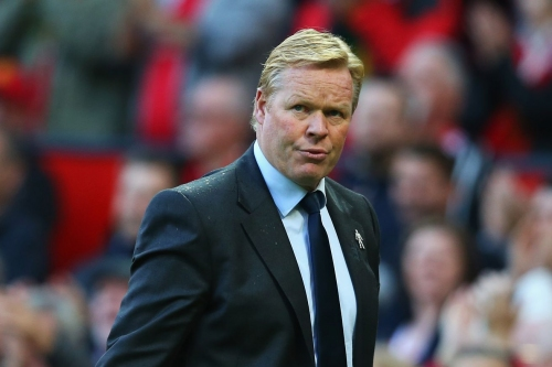 Calling for Ronald Koeman to be sacked at Everton is extremely stupid