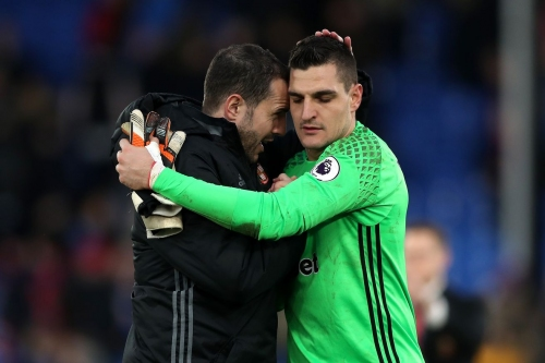 Sunderland CEO says £2m sale of 'very good' Mannone to Reading was for reasons of 'efficiency'