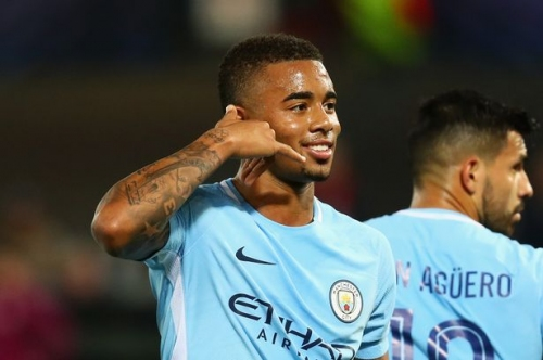 Gabriel Jesus will sign new Man City contract NINE months after joining