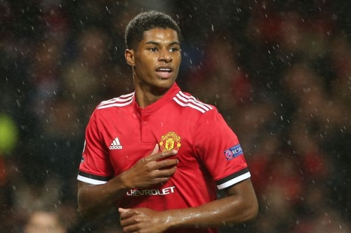 Manchester United star Marcus Rashford nominated for Golden Boy award