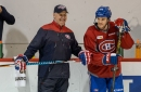 Canadiens lines at practice: September 19