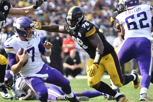 The Steelers defense, not the offense, the key to victory thru 2 weeks of NFL action