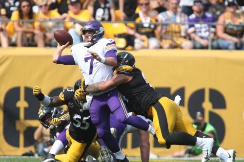 4 unheralded players in Steelers 26-9 win over Vikings in Week 2