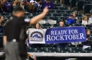 Rockies remain in the driver's seat for final National League playoff spot