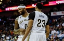 If history repeats, a healthy Anthony Davis and DeMarcus Cousins-led Pelicans team are damn near a playoff lock