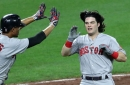 Red Sox at Orioles lineup: Drink up for game 151