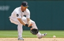Nixed for now: Tigers' Andrew Romine won't play all 9 positions in final homestand