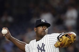 Severino moved up by Yankees, to face Twins on Wednesday