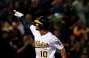 The A's veterans are a reason for hope, too