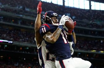 Jaguars claim WR Jaelen Strong off waivers from Texans