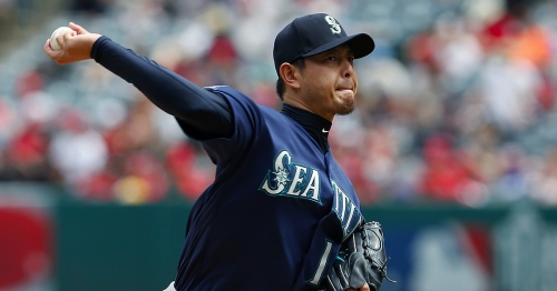 Hisashi Iwakuma's season for the Mariners has been done for a while, what's next?