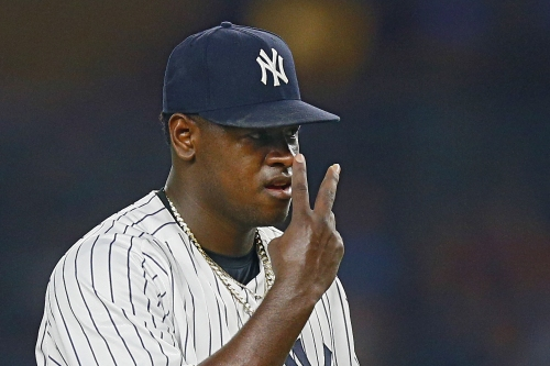 Yankees shift Severino in all-out push for AL East title