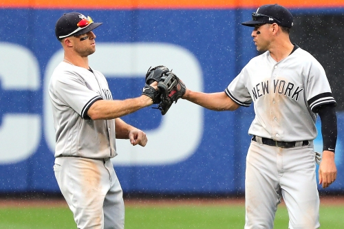 Yankees' outfield duo is finally here — in time to boost trade value?