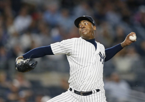 Aroldis Chapman saves the day in possible wild-card preview