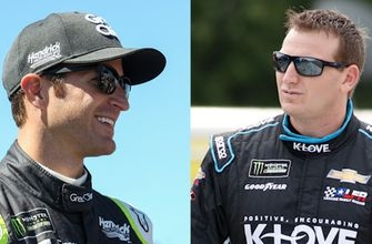 Kasey Kahne will replace Michael McDowell at Leavine Family Racing in 2018