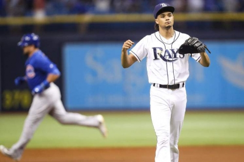 Rays journal: Blake Snell looking to continue turnaround
